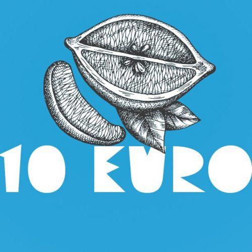 10 Euro Gutschein ab sofort erhältlich!