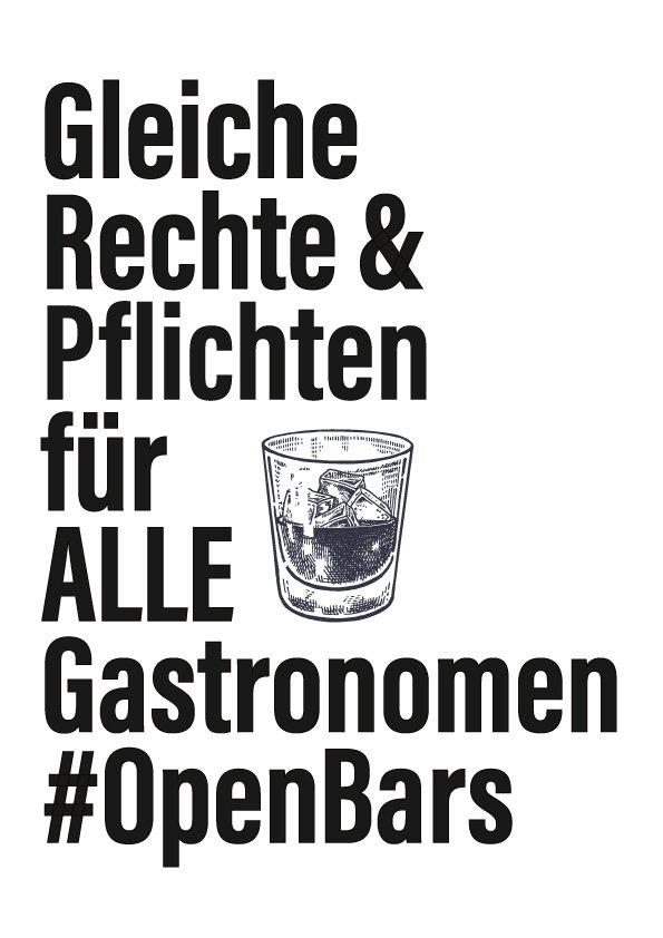 Open Bars!
