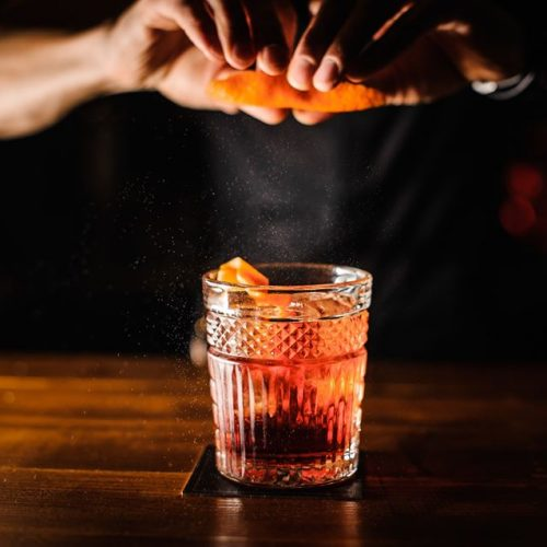 Cookie Old Fashioned - Fatwashed (200ml)