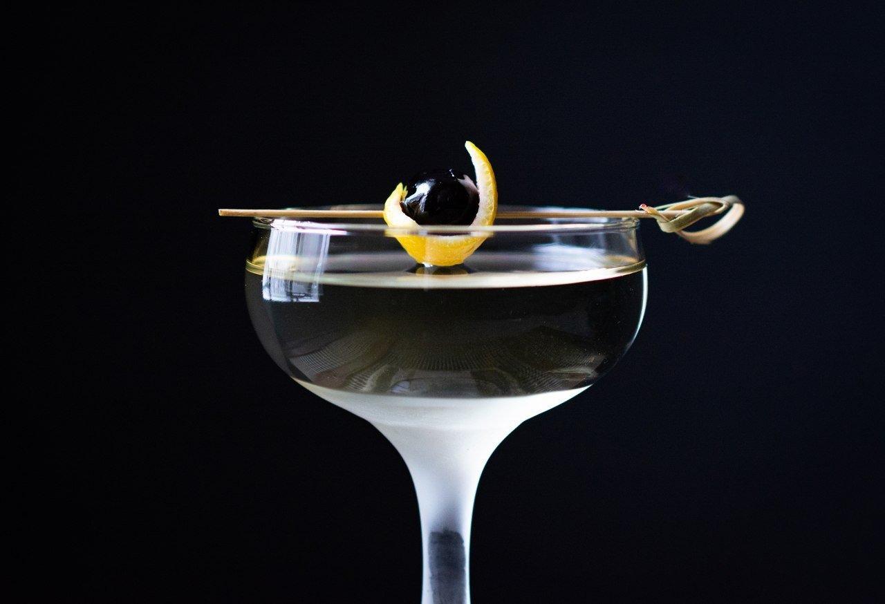Martini Lemon Twist