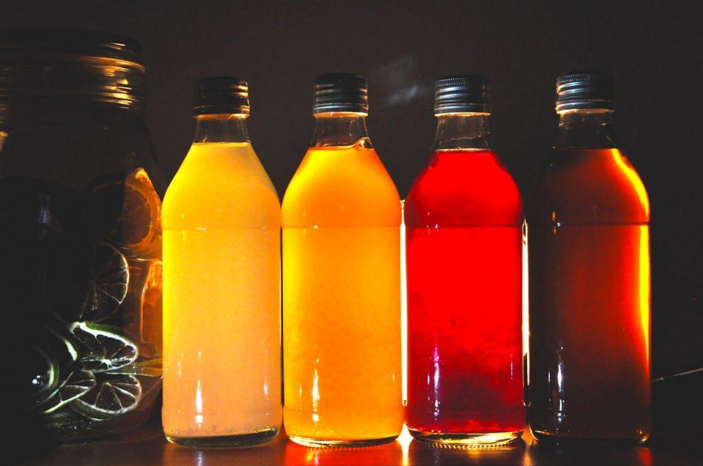 Neu: Bottled Drinks im Web Shop