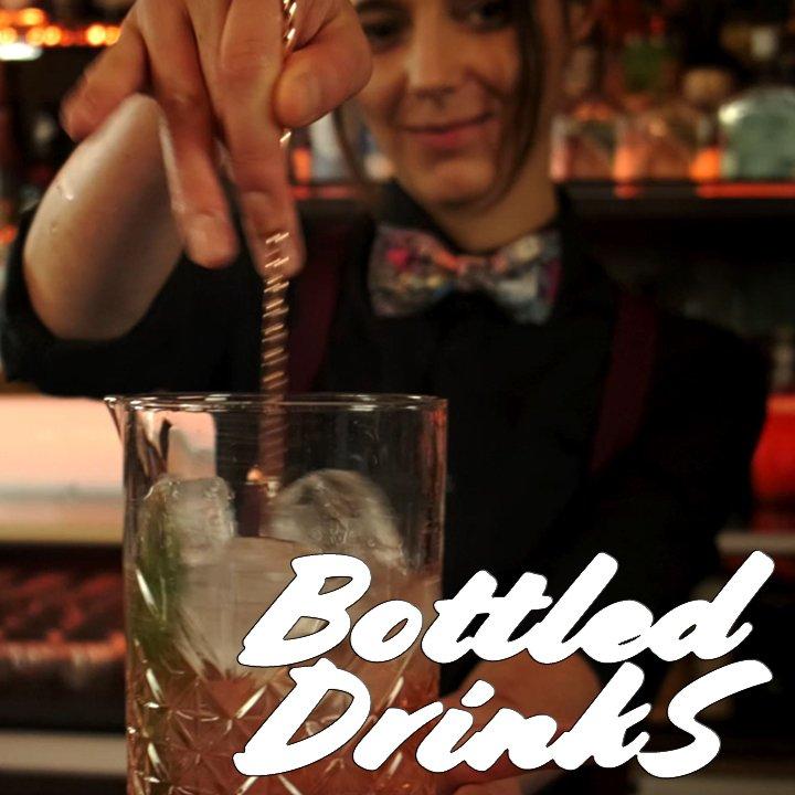 Manual Bottled Drinks